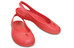 Crocs Olivia II Flat Sandals Women Coral